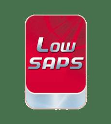 Low SAPS kenőanyagok